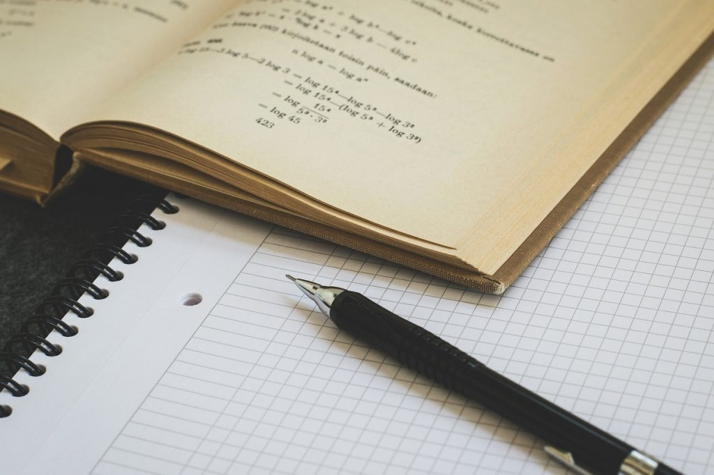 Državna matura - bilježnica